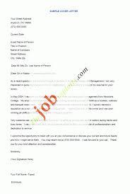 employment resume cover letter cover letter job application
