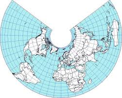 what is a map projection map projections how to a map