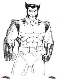 printable pictures wolverine coloring pages 44 coloring pages