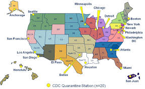 Houston Map Usa by Cdc Protecting America U0027s Health At U S Portso F Entry