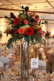 wedding flowers ny fall wedding flowers at westwood country club in williamsville ny