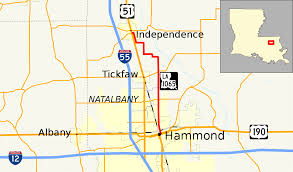 Interstate 55 Wikipedia Louisiana Highway 1065 Wikipedia