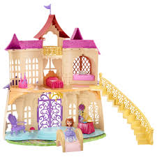 disney sofia magical talking castle 65 00 hamleys