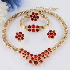 red gold necklace images Sandi pointe virtual library of collections jpg
