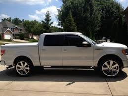 ford f150 saleen truck for sale sell used 2012 ford f 150 lariat crew cab 4 door limited