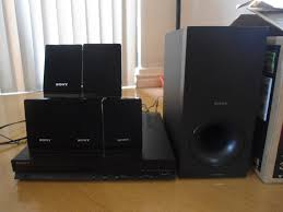 creative sony dav tz140 home theater design decorating cool at