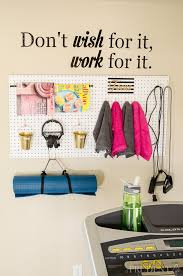 Home Gym Decor Ideas Best 25 Garage Gym Ideas On Pinterest Home Gym Garage Home