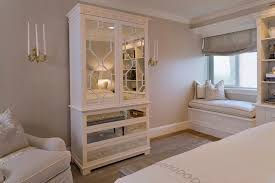 Armoire With Mirrored Front Armoire Design Ideas