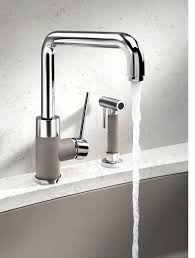 cupboards kitchen and bath blanco silgranit ii purus faucets