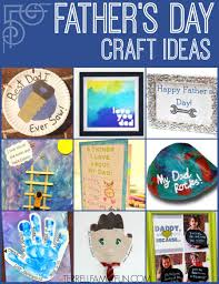father u0027s day craft ideas for kids