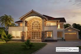 houses with 4 bedrooms 4 bedroom house plans designs for africa house plans by maramani