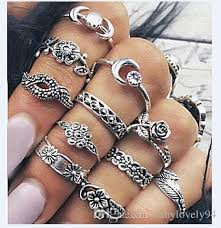 finger rings fashion images 2018 2018 fashion alloy retro nail rings snakes female finger jpg