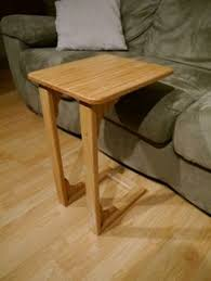 diy couch table using a kreg jig great little table for couch or