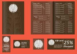 brown menu templates download free vector art stock graphics