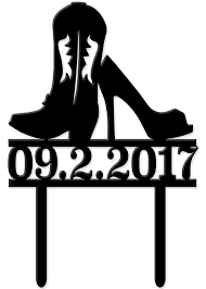 high heel cake topper cake topper personalize cake topper