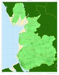 England County Map by Lancashire Online Parish Clerks Project