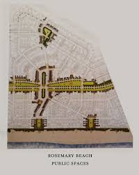 Rosemary Beach Map Cnu At The Helm Of The Public Realm An Urban Design Blog