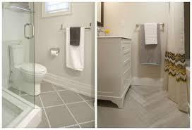 stylish vinyl plank flooring in bathroom bathroom flooring pros