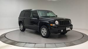 commander jeep 2016 2016 used jeep patriot 4dr fwd at bmw of austin serving austin