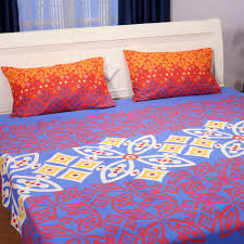 Bedsheets Pick Any Two 100 Cotton Bedsheets By Bella Casa Bed Sheets