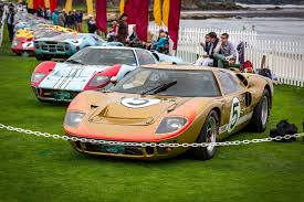 si e auto pebble seaside drive the 2016 pebble concours d elegance in pictures