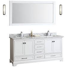 72 Double Sink Bathroom Vanity by Newport 72