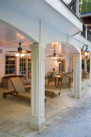 Patio Lighting Options by Awnings For Decks Hgtv
