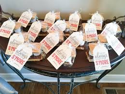 smores wedding favors s mores party favors mamabops