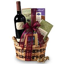 wine basket gifts mainstreet wines