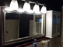 Lowes Bathroom Mirror Cabinet by Bathroom Ideas Choosing Lowes Bathroom Mirrors To Decorate The