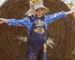 scarecrow costume scarecrow costume etsy