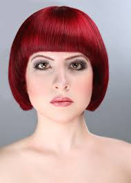 red hair inspiration