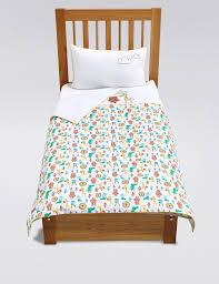Marks And Spencer Duvet Cover Crocodile Cot Bedding Set M U0026s