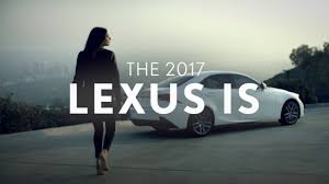 lexus is performance 2017 lexus is luxury sport sedan performance youtube