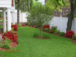 Backyard Easy Landscaping Ideas by Easy Landscaping Ideas House Design And Planning