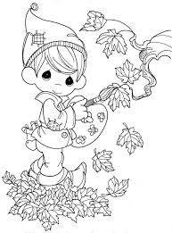 fall color pages printable activity shelter coloring pages for