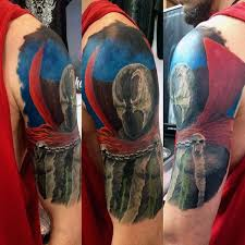 spawn tattoo sleeve pictures to pin on pinterest tattooskid