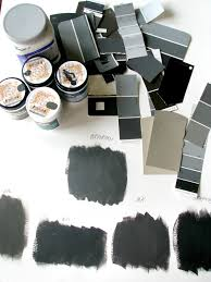 life love larson dark charcoal paint decision