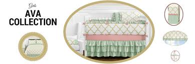 Nursery Bedding For Girls Modern by Shop Baby Bedding Child Craft Crib Conversion Kits And Kids Room