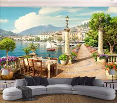 Wall Mural Wallpaper by Compare Prices On Mural Garden Wallpaper Online Shopping Buy Low