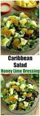 Vegetable Garden Restaurant by Caribbean Salad With Honey Lime Dressing The Dinner Mom