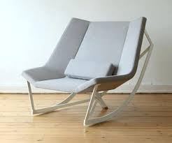 double rocking chair indoor sway rocking chair by chairs