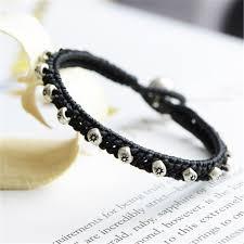 beaded rope bracelet images Buy etsy style punk fashion lovers rope bracelets rope sterling jpg