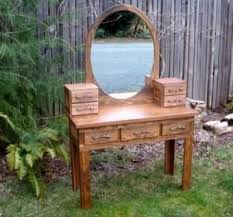 Rustic Vanity Table Made Vanity Desk Dressing Table By Majestic Rustic Driftwood