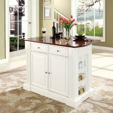 Kitchen Islands Images by Amazon Com Crosley Furniture Drop Leaf Kitchen Island Breakfast
