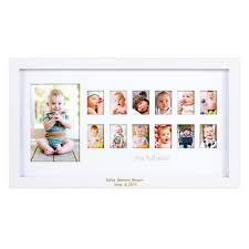 first year personalized frame