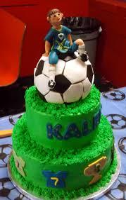 soccer cake cakecentral com