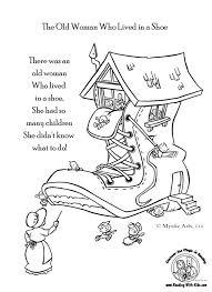 preschool coloring pages nursery rhymes nursery rhymes coloring pages w cute graphics maybe give to