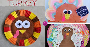 Easy Thanksgiving Crafts For Kids To Make Fun Thanksgiving Crafts For Kids Photo Album Simple Turkey Day