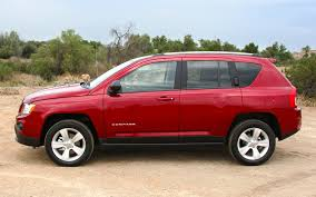 orange jeep compass 2013 jeep compass latitude 4x4 first test motor trend